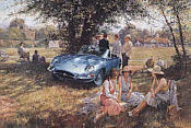 Alan Fearnley: E-Type Anniversary
