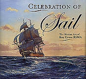 Roy Cross: Celebration of Sail Book