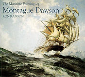 Maritime Paintings of Montague Dawson Book