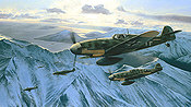 Arctic Hunters - by Richard Taylor