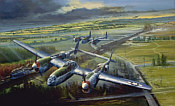 Robert Bailey: Touched by Lightning, Lockheed P-38