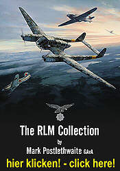 RLM Collection - Aviation Art by Mark Postlethwaite